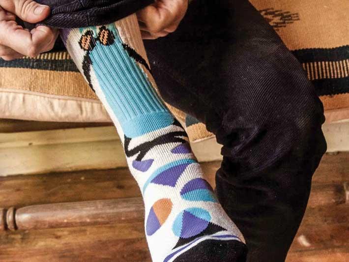 i-tal hemp socks