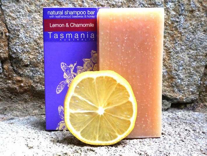 Beauty and the Bees Tasmania Zero Waste Shampoo Bar