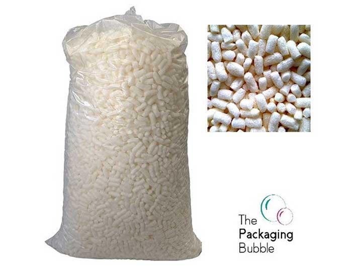 Biodegradable Packaging Peanuts