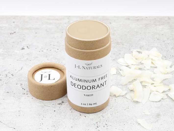 JNL Naturals Deodorant