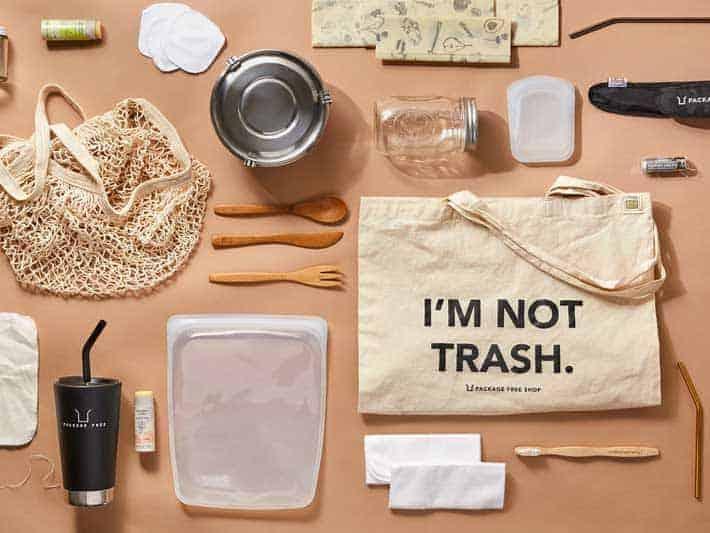 Package Free Shop Zero Waste Store