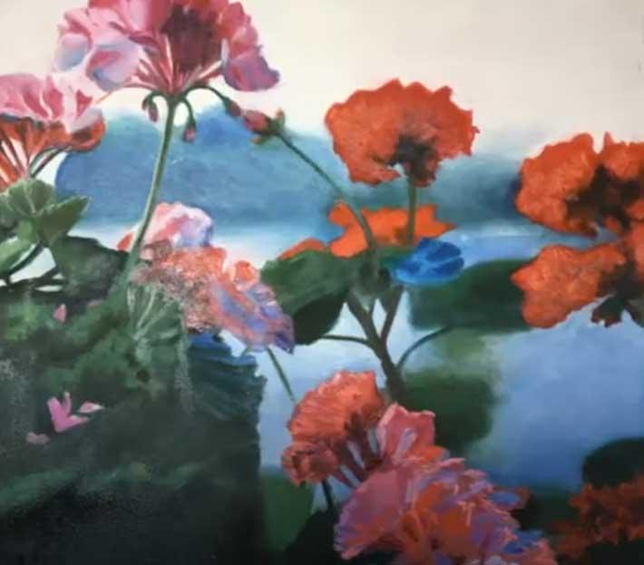 Ilhan Sayin – Pink Breath of Spring