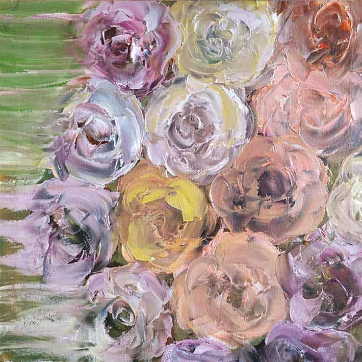 Recovery Roses - Selva Ozelli