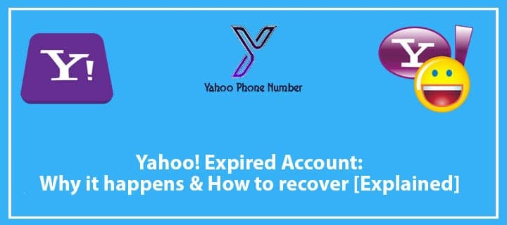 Yahoo! Expired Account: Why it happens & How to recover [Explained]