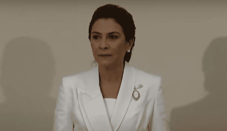 Alcaldesa Carolina Mejía.