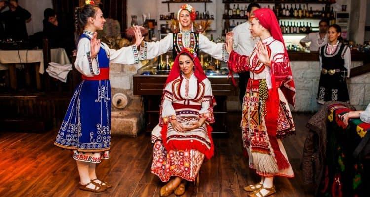 folclore popular bulgaro