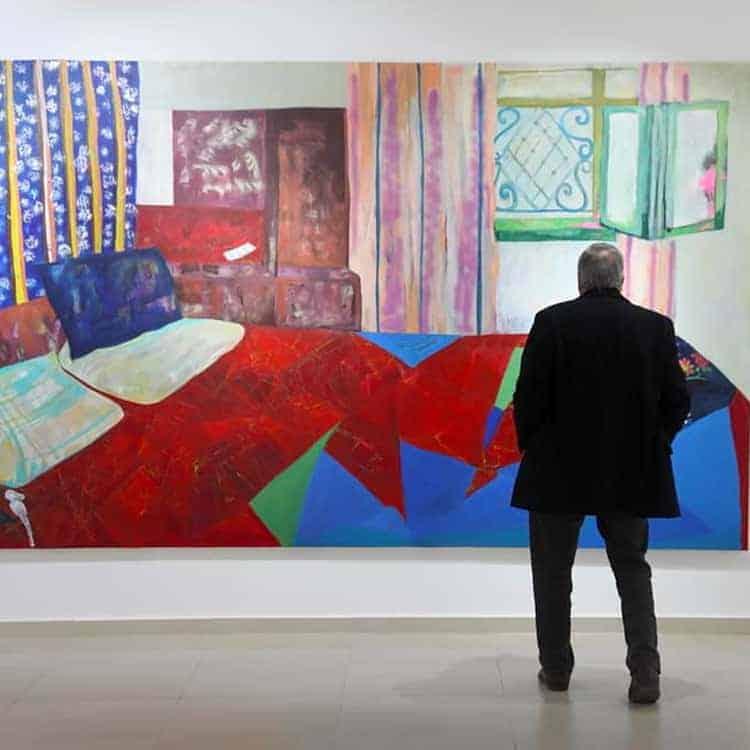 Zawyeh Gallery Ramallah