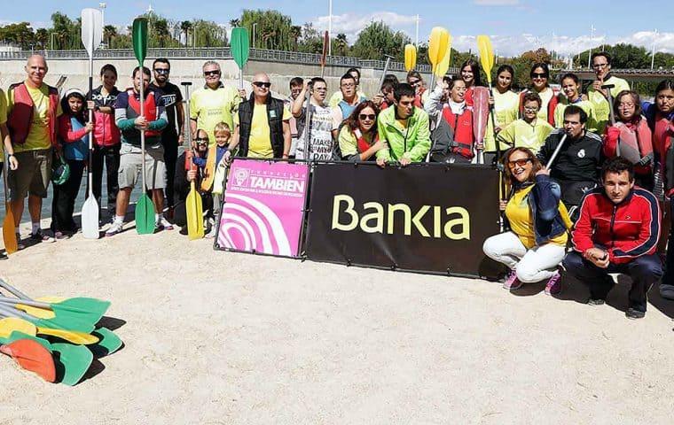 Acuerdo Fundación También y Bankia