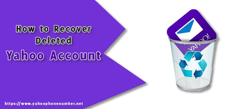 How to Recover Deleted Yahoo Account
