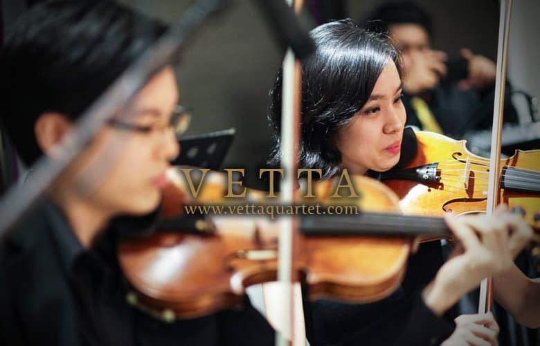 string quartet violin singapore