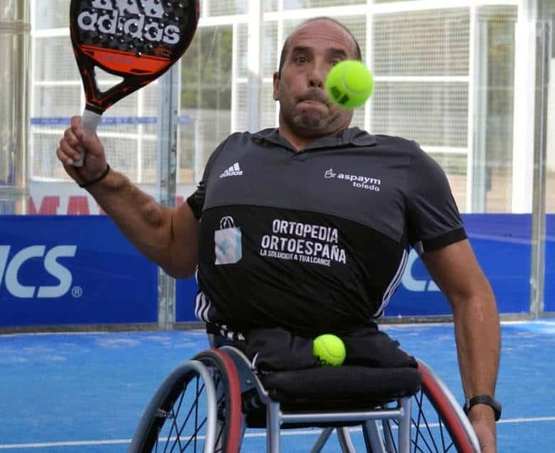 Oscar Agea en el XIII Open Nacional Trofeo Fundación Konecta–Fundación También, Prueba de Copa de España