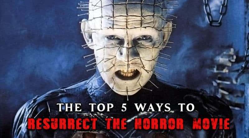 top 5 horror