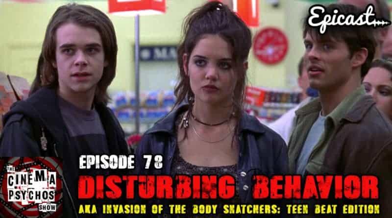 Disturbing Behavior featured