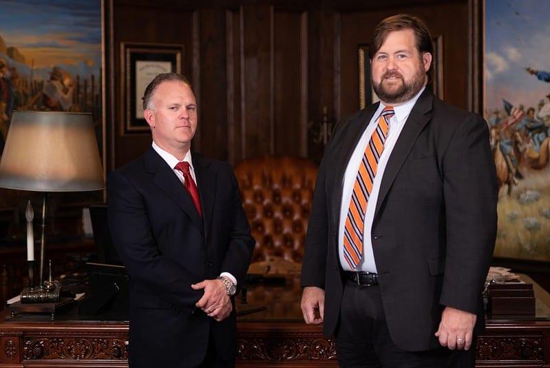 Parker Criminal Lawyer Richard & Brian