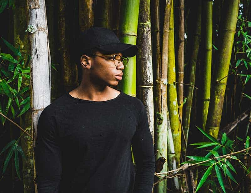 how is bamboo turned into fabric for clothing?