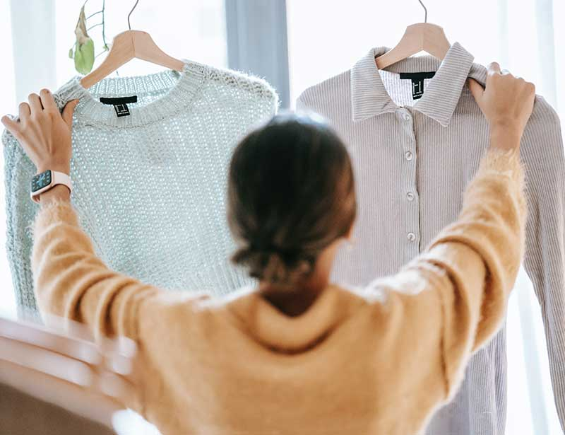 How to choose ethical clothing