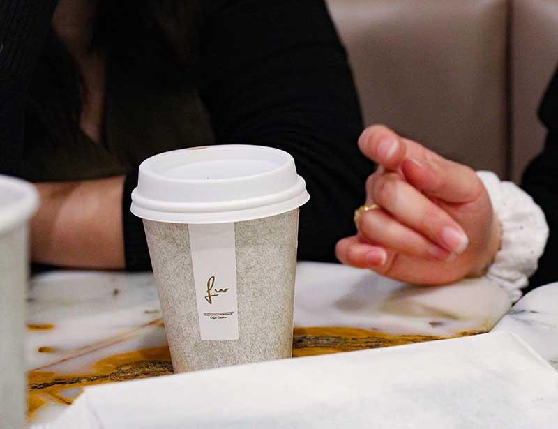 Single Use Coffee Cup