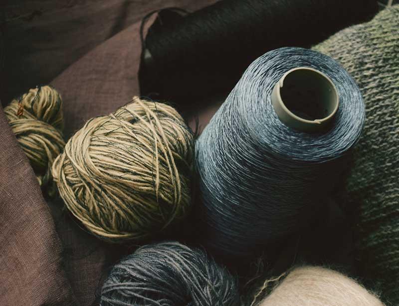 Sustainable fabric fiber