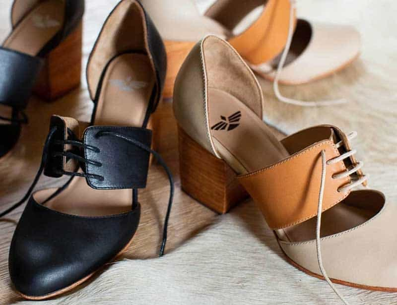 Fortress of Inca Sustainable Shoe Brand