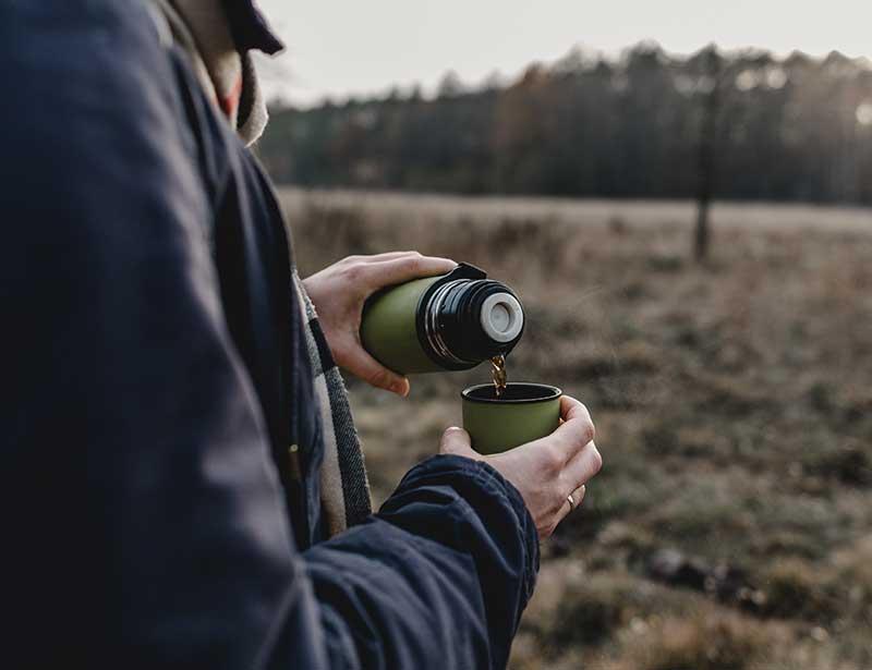 Zero Waste Swap Plastic Cup > Thermos