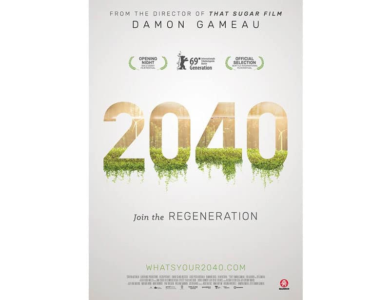 2040 Join the Regeneration