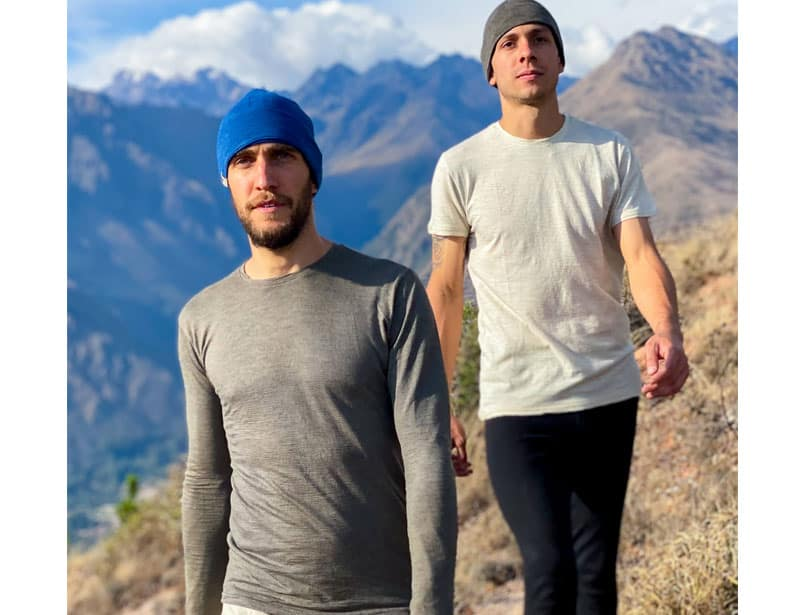 Arms of Andes Sustainable Activewear
