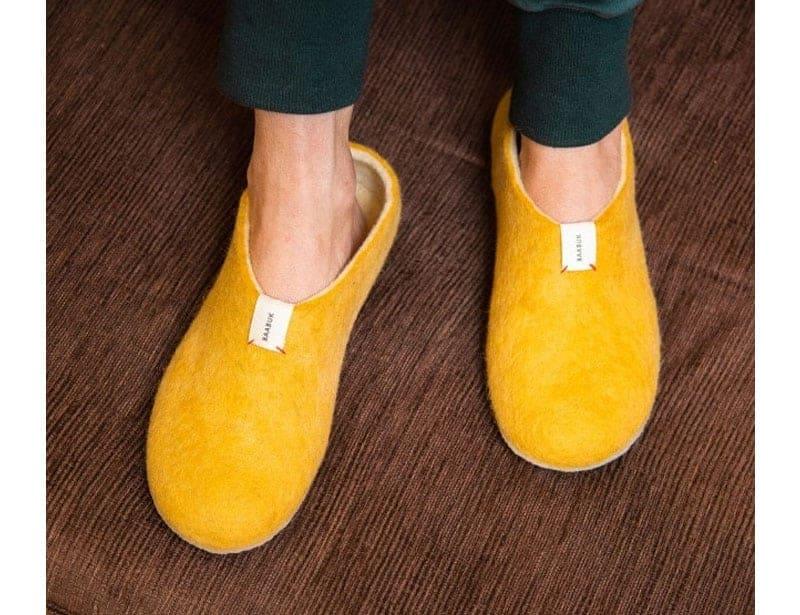 Baabuk Sustainable Slippers