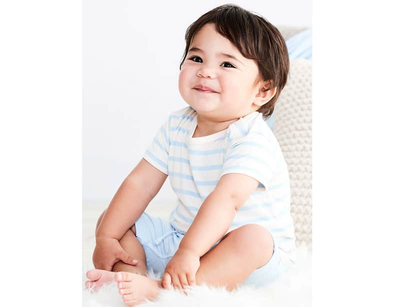 Boody sustainable baby clothes
