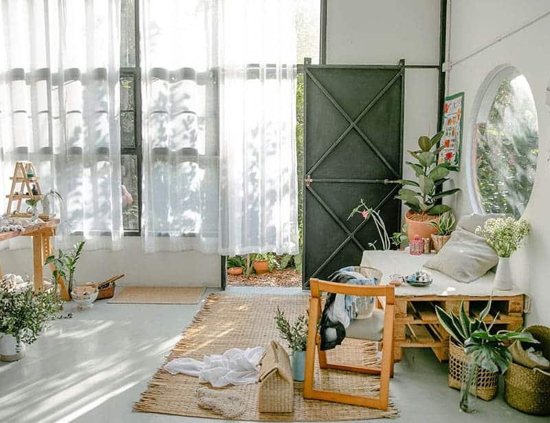 Ventiliate your Eco Friendly Apartment