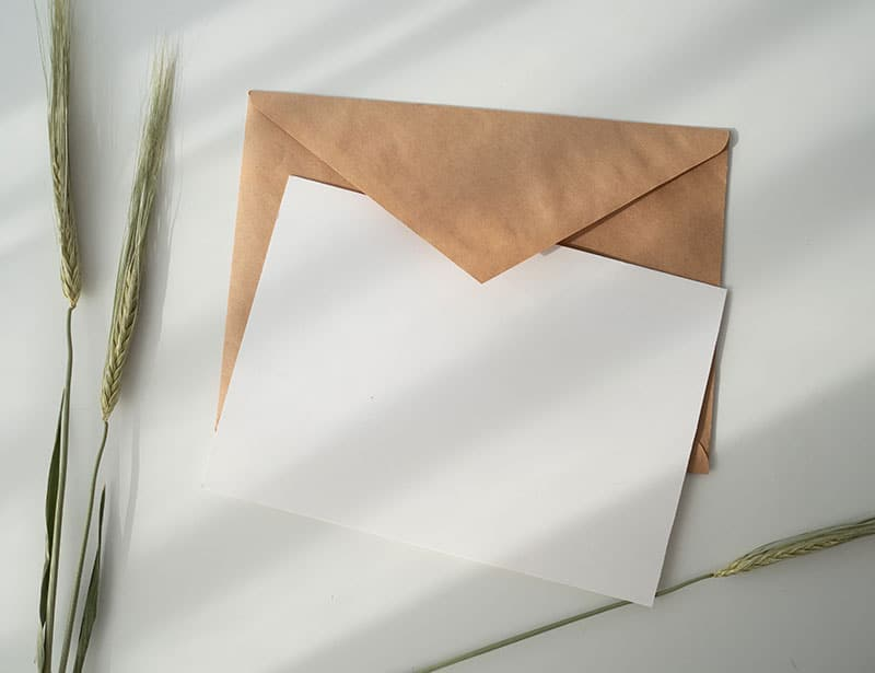 Eco friendly sustainable paper