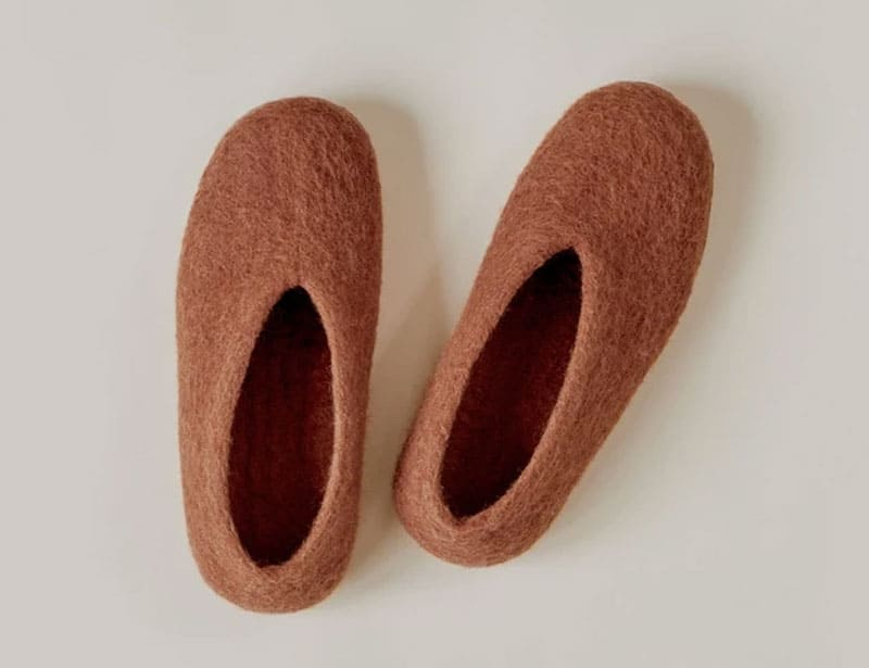 Toast Eco Friendly Slippers