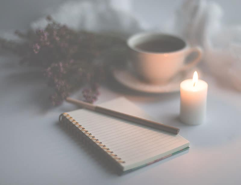 Journalling for self care and mental health