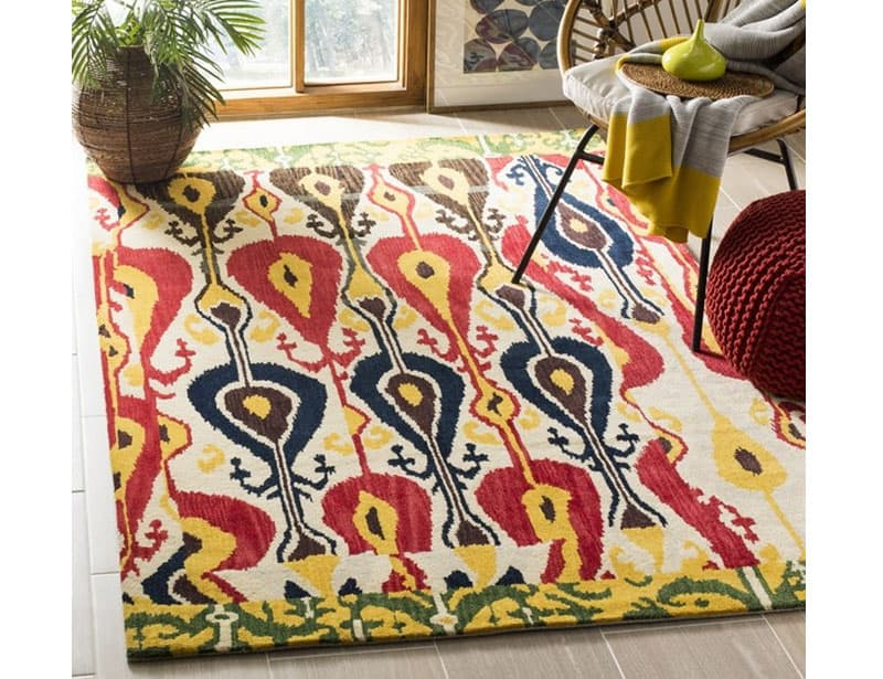 Safavieh sustainably sourced rugs