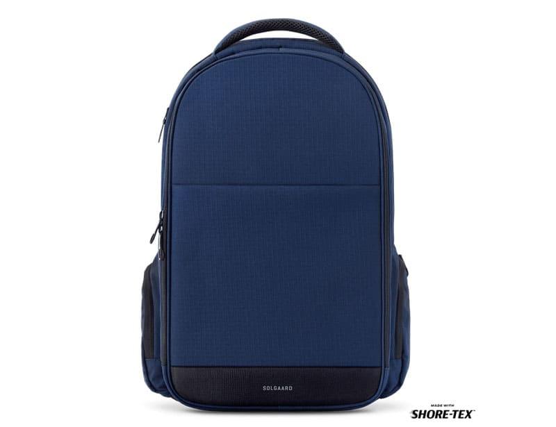 Solgaard 100% ocean plastic backpack eco friendly
