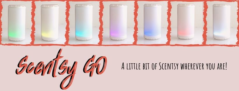Scentsy Go - Battery Operated Fragrance