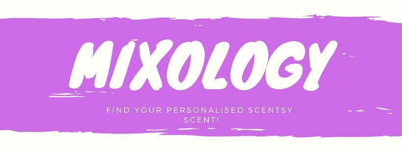 Scentsy Mixology