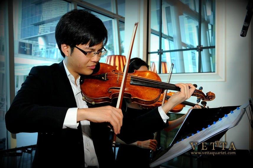 Wen Jin - Vetta Quartet Singapore