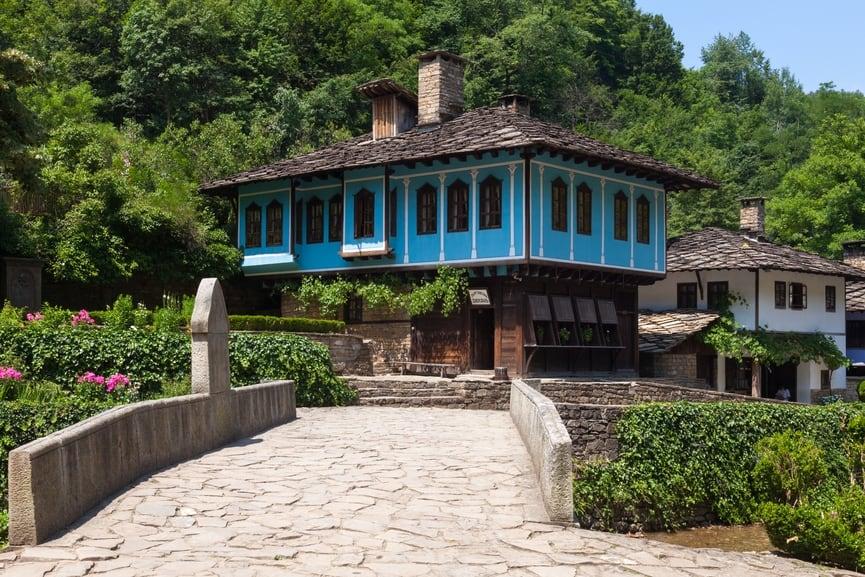 qué ver en Bulgaria en 12 días