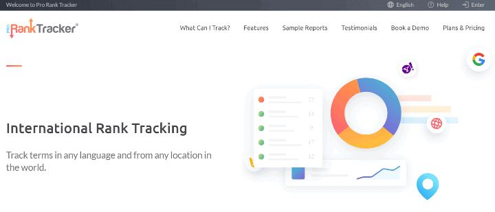 Pro Rank Tracker Rank Tracker Tools