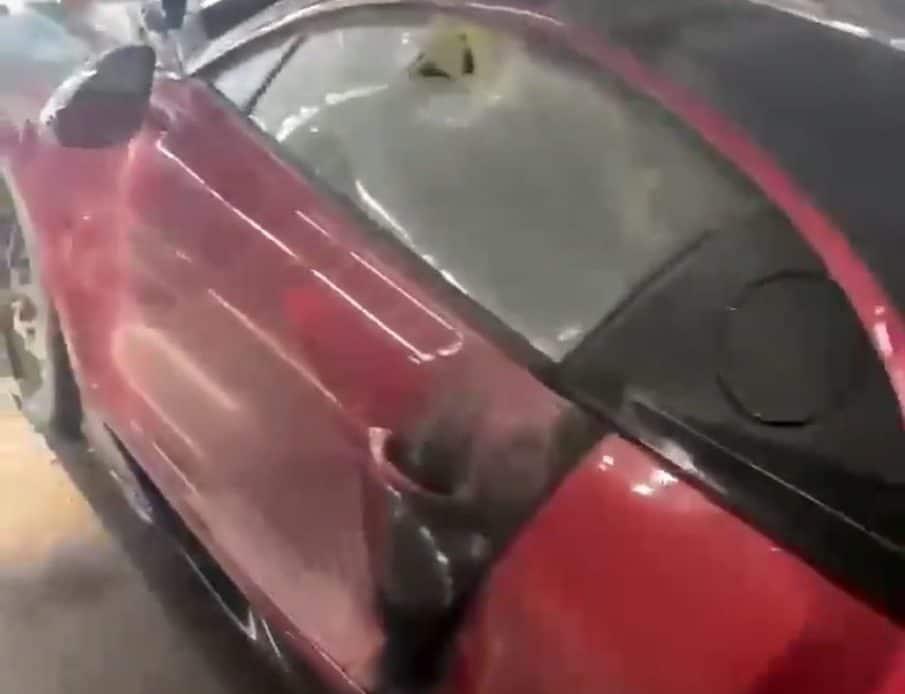 Bugatti del Alfa