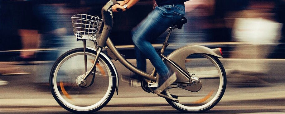 sustainable transport bicycle