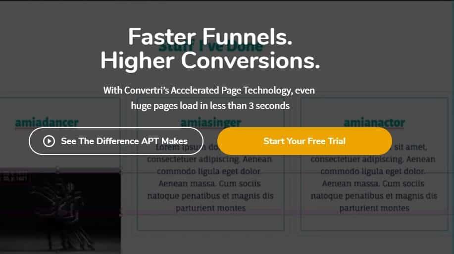 Convertri ClickFunnels Alternative