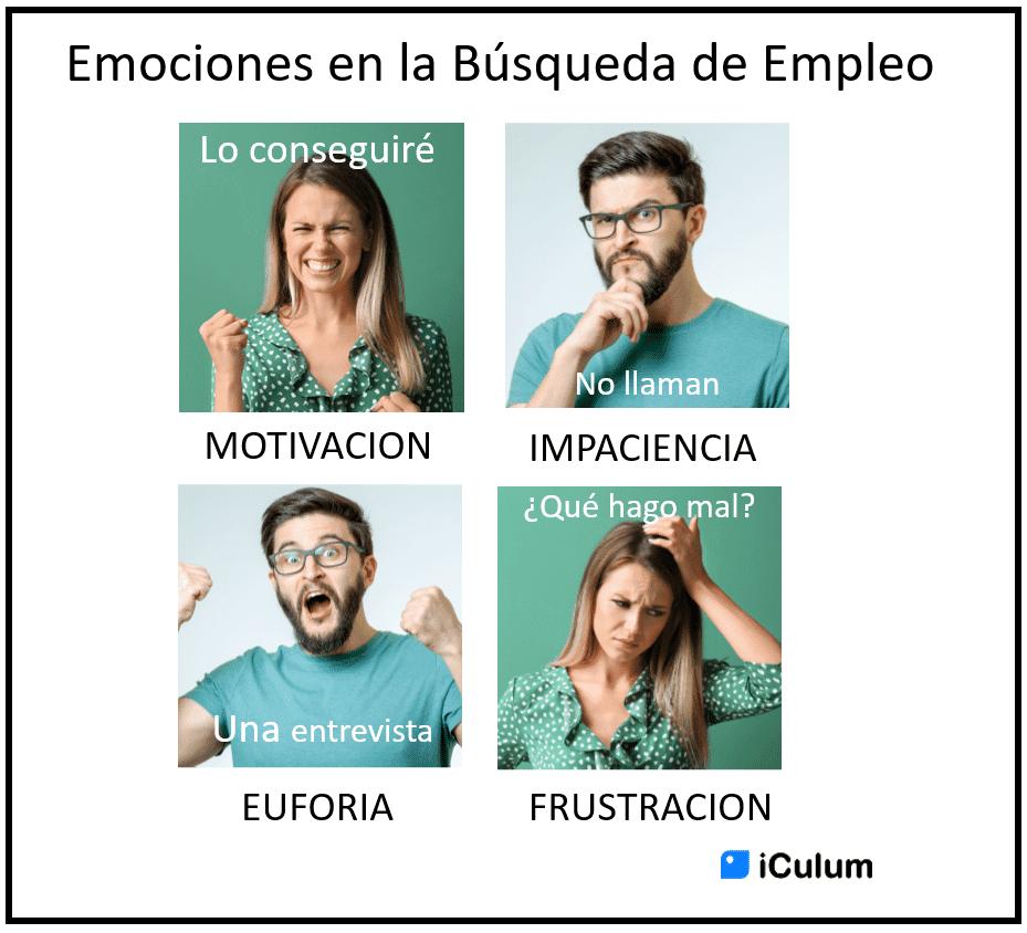 iCulum Emociones en la Búsqueda de Empleo