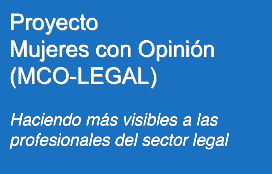 Mujeres con opinion