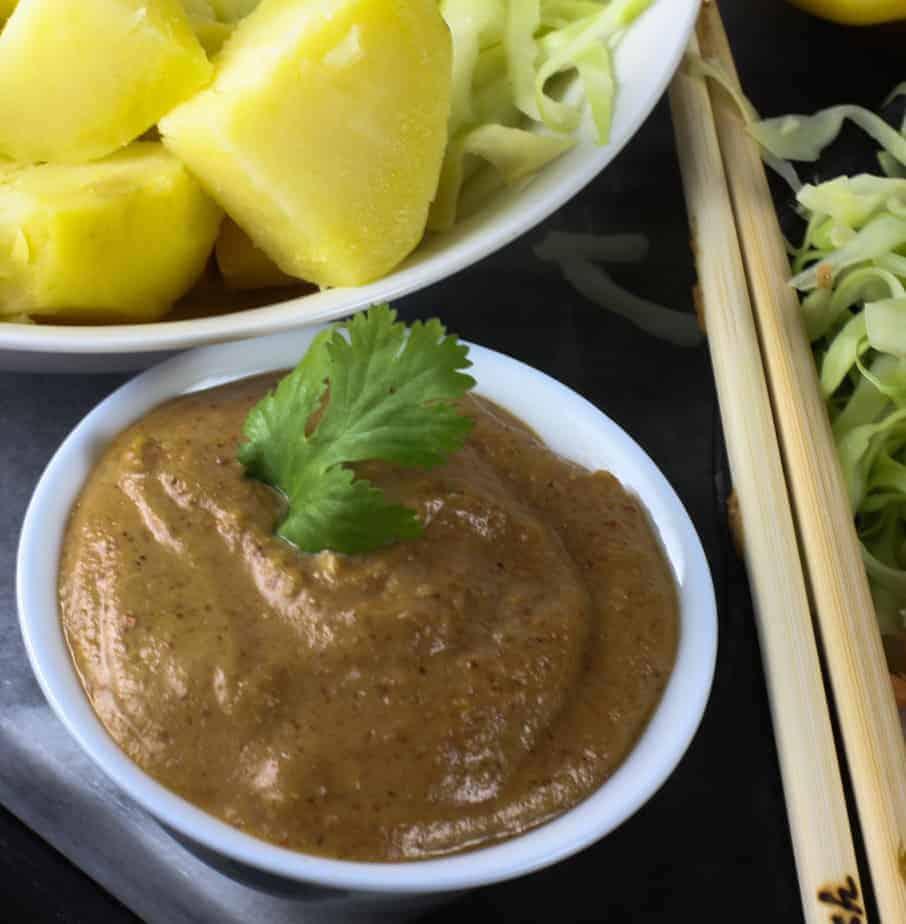 Gado Gado – Indonesian Vegetable Salad