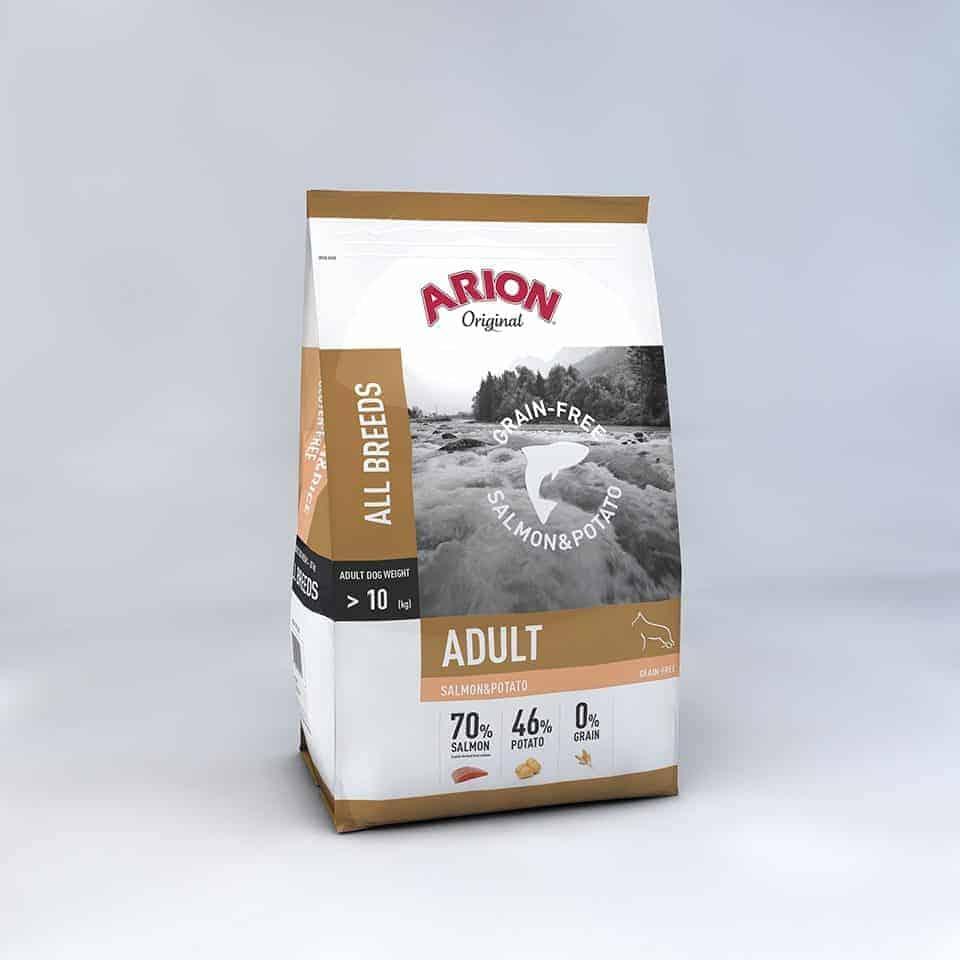 Arion Original Adult Grain Free Salmon & Potato