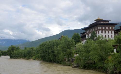 Bhutanghat in Alipurduar