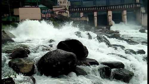 Bindu Barrage or Bindu Dam