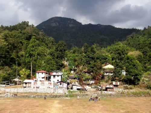 Buxa Tiger Reserve, Rajabhatkhawa