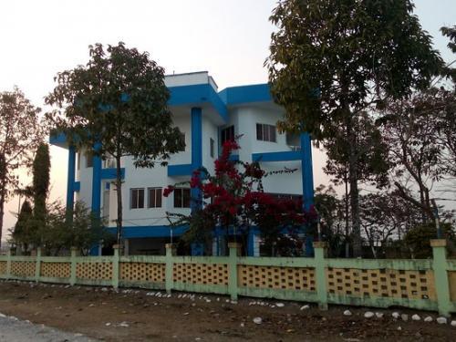 HAWA MAHAL, Teesta Barrage Site Camp Office at Gajoldoba Barrage